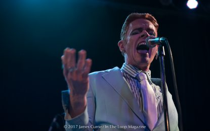 Sons Of The Silent Age Perform Classic Bowie Songs at Wire In Berwyn