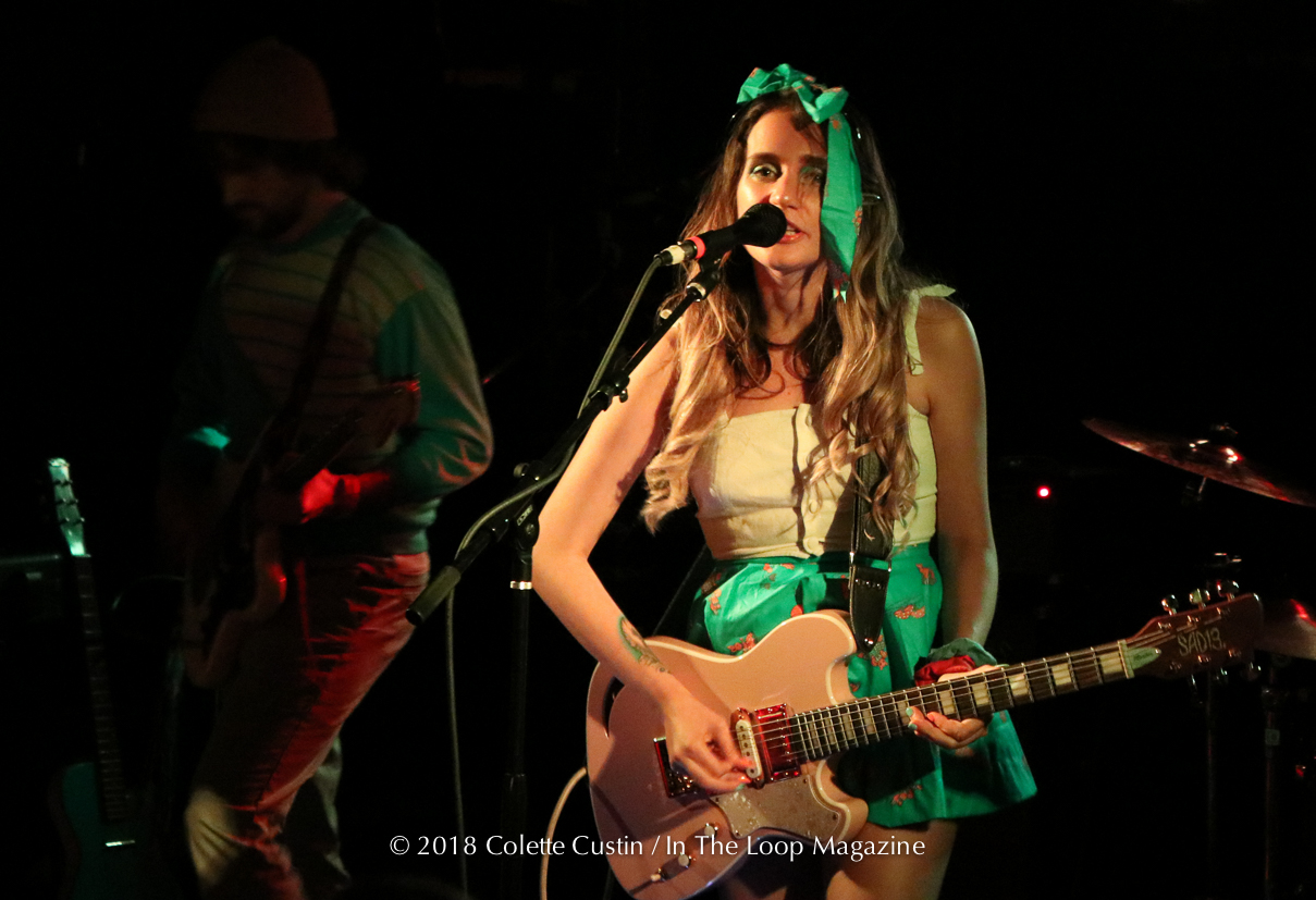 Live Review: Speedy Ortiz At Subterranean On Tour For Latest Album, Twerp Verse