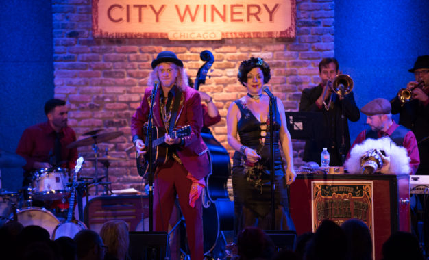 Squirrel Nut Zippers, Revisited, at City Winery Chicago