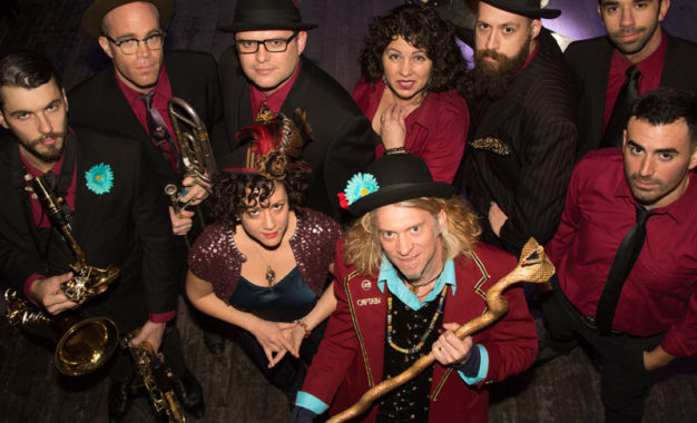 ITLM OTRS Presents: Squirrel Nut Zippers Live at the Door County Auditorium – Fish Creek, WI August 11th, 2019