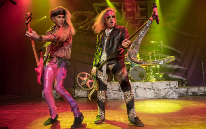 Steel Panther Claw Through Chicago's House of Blues