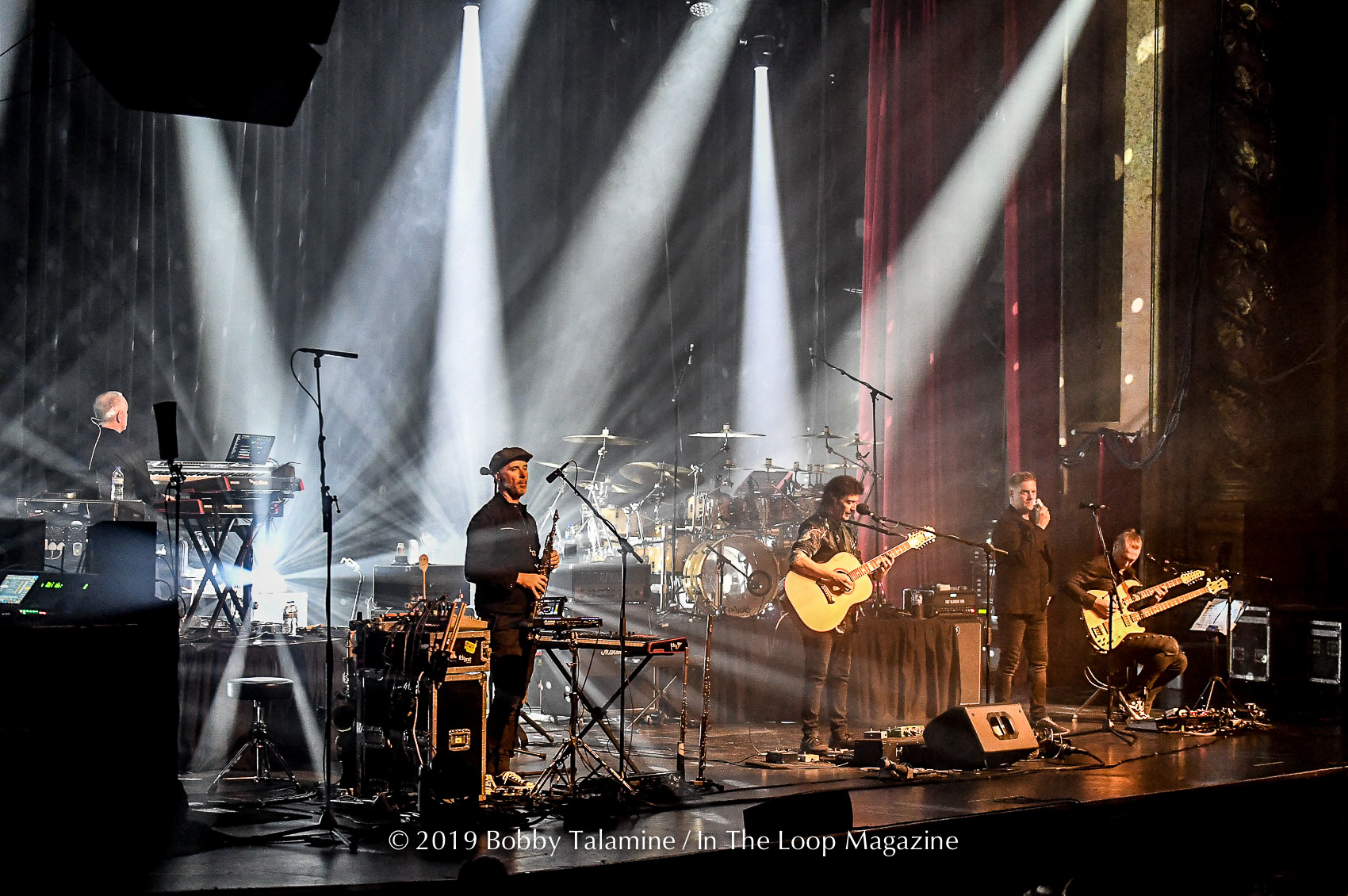 Steve Hackett – Genesis Revisited: Selling England by the Pound At Copernicus Center