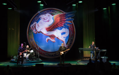 Recent Rock & Roll Hall of Famers, Steve Miller Band, Played 4th of July Weekend at Ravinia