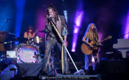 Steven Tyler and The Loving Mary Band @ Naperville Ribfest 2018