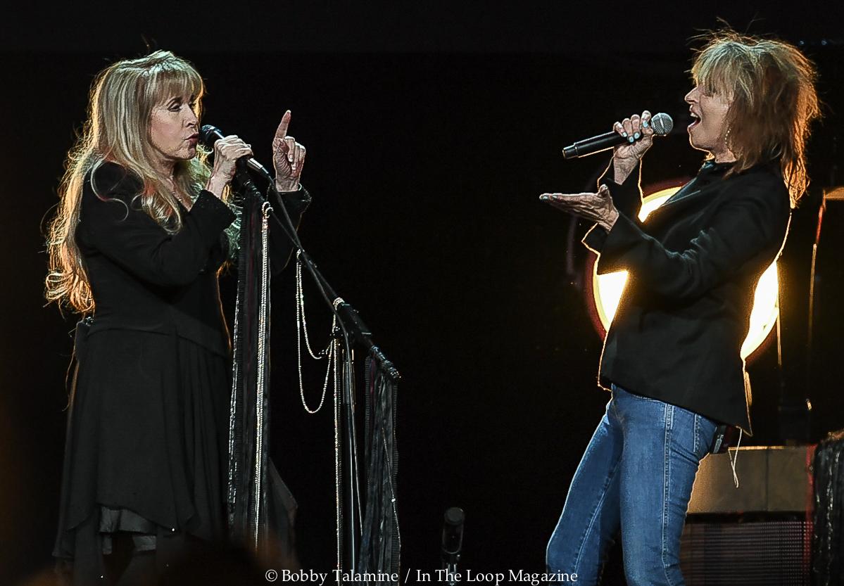 Gypsy Stevie Nicks and Vagabond Pretenders Rock The United Center