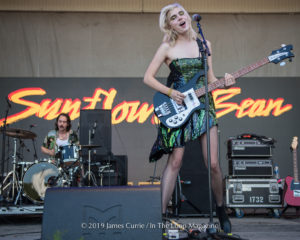 Sunflower Bean @ Taste of Chicago 2019