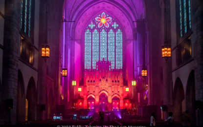 Concert Review: Sunn O))) & Papa M From Rockefeller Chapel Chicago