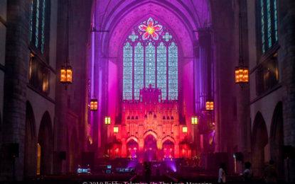 Concert Review: Sunn O))) & Papa M From Rockefeller Chapel Chicago