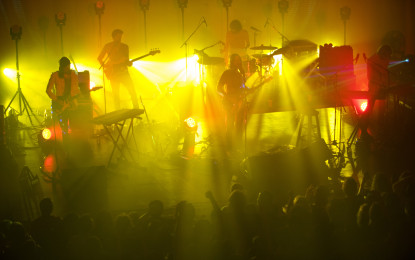 Tame Impala Play Elephant at The Riviera Theatre in Chicago