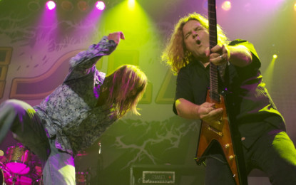 Photo Gallery : Tesla Live at the House of Blues Chicago