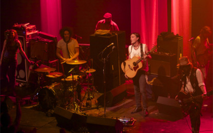 Photo Gallery : The Dandy Warhols Live at The Vic