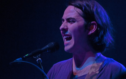 Photo Gallery : thenewno2 Live at the Vic