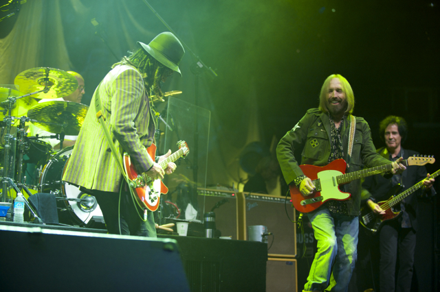 Photo Gallery – Tom Petty and the Heartbreakers at United Center