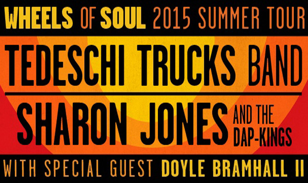 Wheels of Soul Tour Rolled into Ravinia Festival on Sunday, June 21