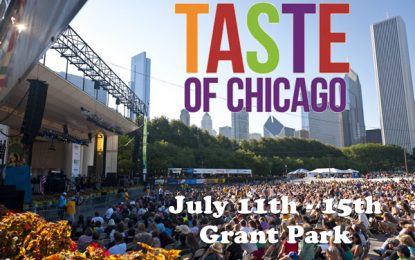 The 38th Annual Taste of Chicago Announces 2018 Line Up That Includes Brandi Carlile, Juanes, Black Star, The Flaming Lips and George Clinton