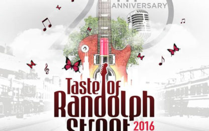 Taste of Randolph Street Fest Hits 20th Anniversary