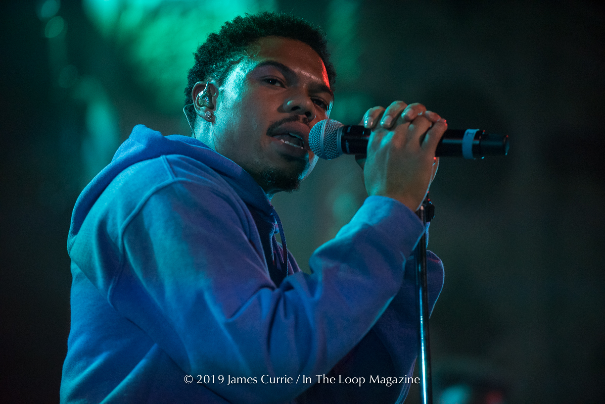 Taylor Bennett @ Hot Stove Cool Music @ Metro