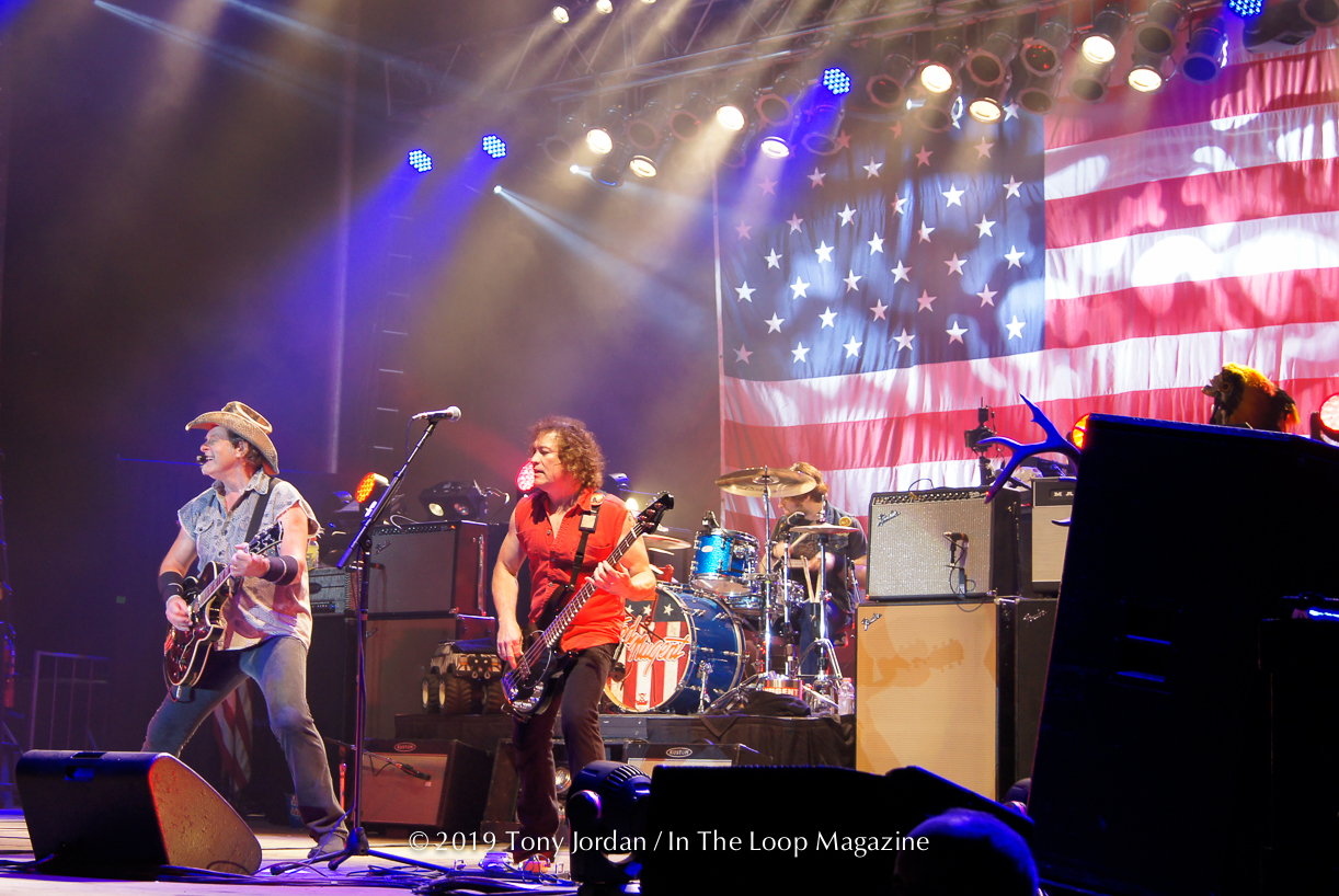 Live Review: Ted Nugent Plays The McHenry County Fair