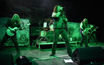 Photo Gallery : Testament @ The Riviera