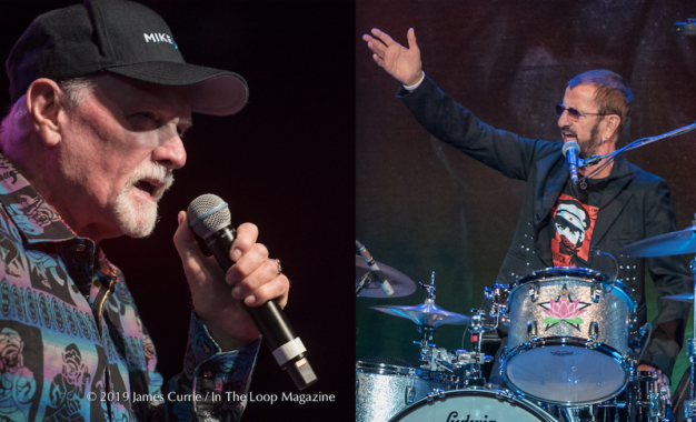 A Night Under The Stars With Ringo Starr and his All Starr Band and The Beach Boys At Ravinia