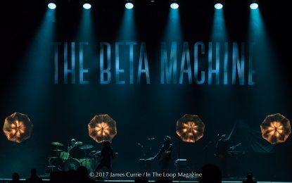 The Beta Machine @ UIC Pavilion