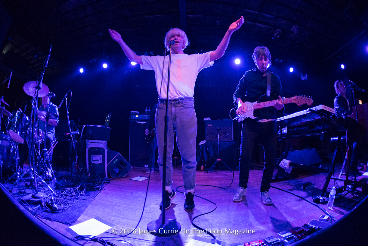 Concert Review: The Charlatans Keep The Resurgence Of BritPop Alive As The Play The Bottom Lounge