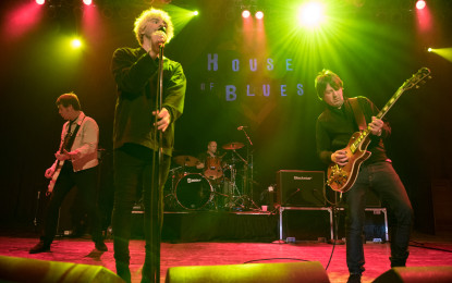 Photo Gallery : The Charlatans (UK) @ House of Blues Chicago