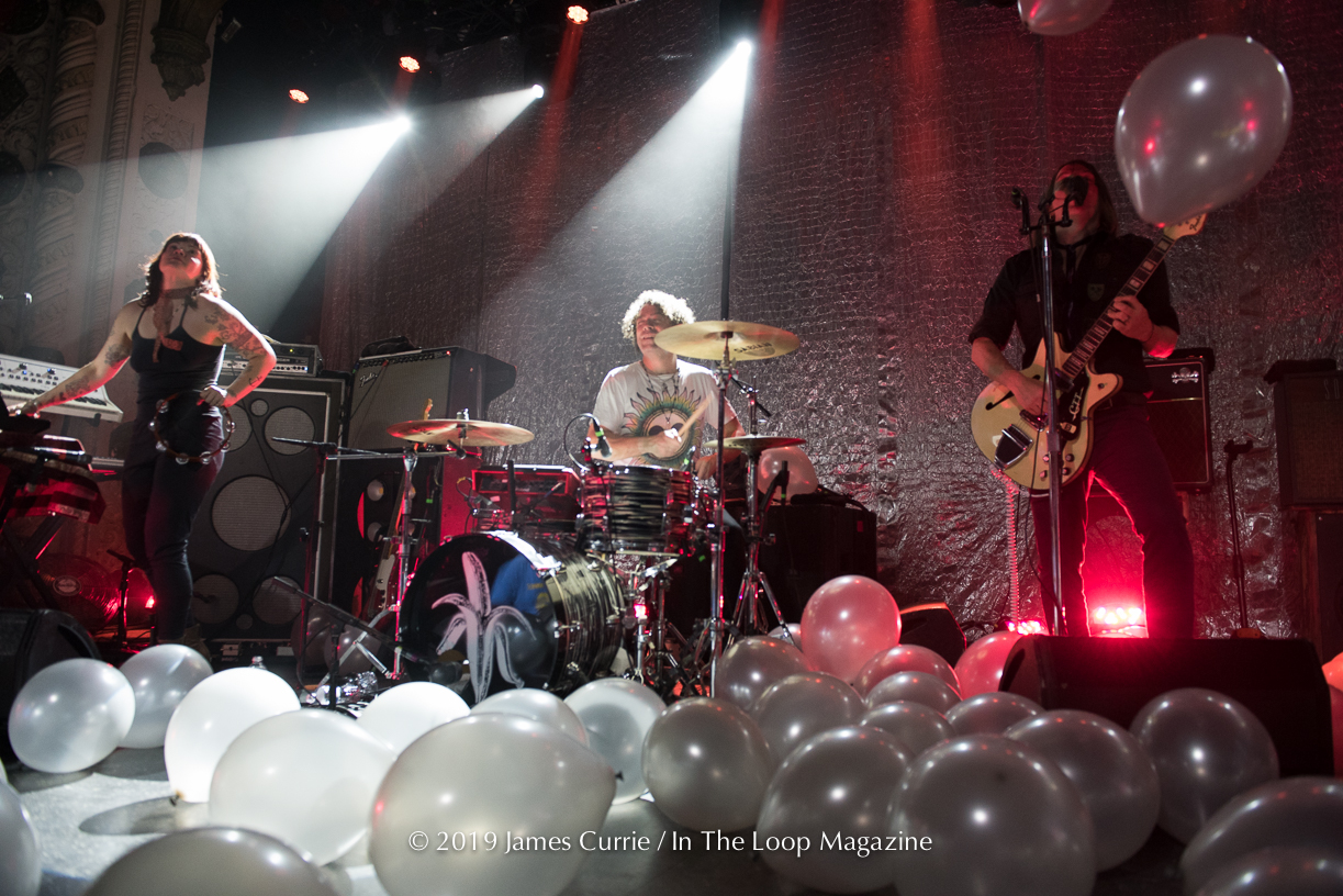 The Dandy Warhols Celebrate Twenty-Five Years In One Sold Out Night At The Metro