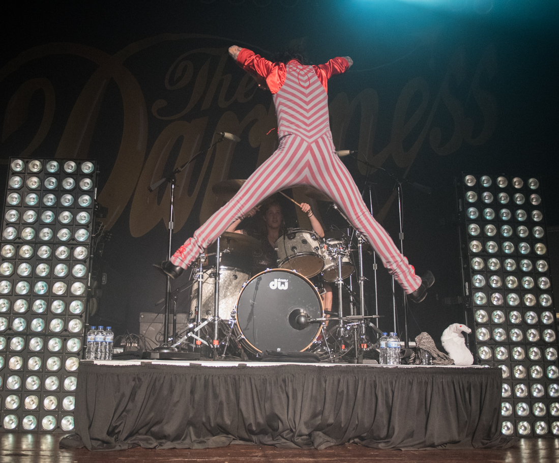 Photo Gallery : The Darkness @ House of Blues Chicago