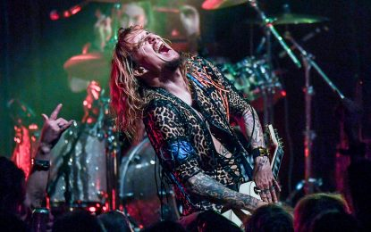 The Darkness @ Park West