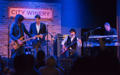 The Fixx, Live at City Winery, Bring Back The Magic and Memories