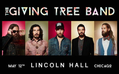 The Giving Tree Band CD Release Show At Lincoln Hall