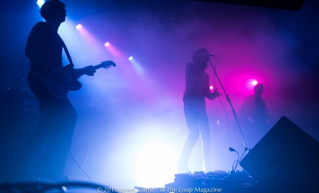 Concert Review: The UK's, The Horrors, Bring Their Dark Danceable Show To The US With Massive Showing At Bottom Lounge