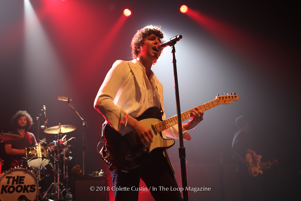 Concert Review: The Kooks At The Vic
