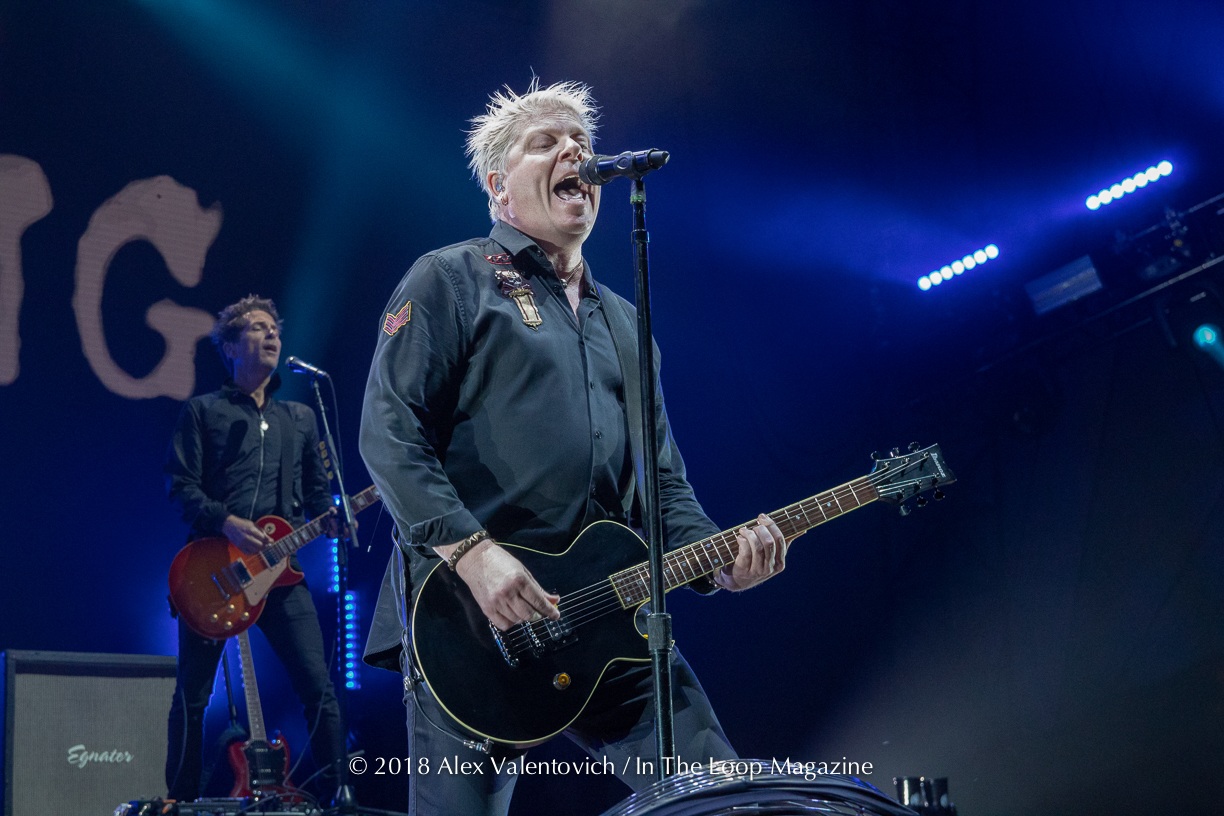 The Offspring @ Huntington Bank Pavilion at Northerly Island
