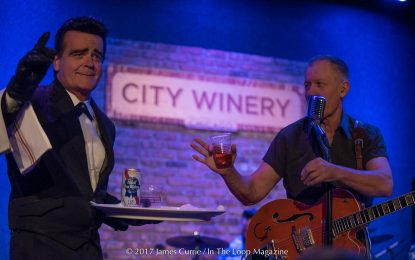 The Reverend Horton Heat @ City Winery