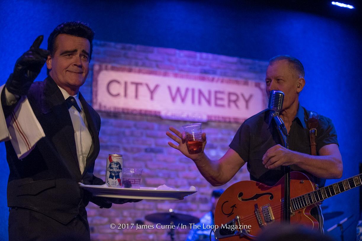 The Reverend Horton Heat @ City Winery