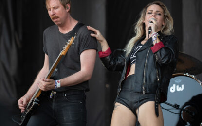 Photo Gallery: The Sounds @ Riot Fest 2021