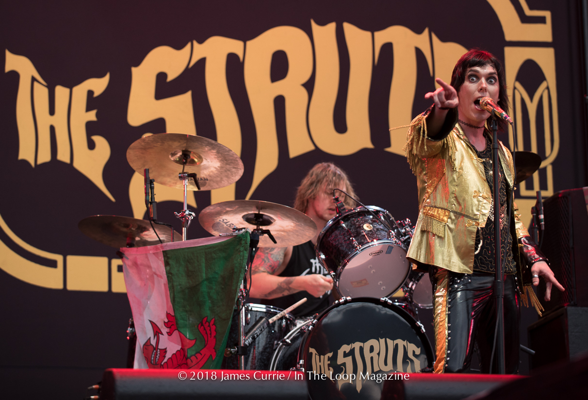 The Struts @ Wrigley Field
