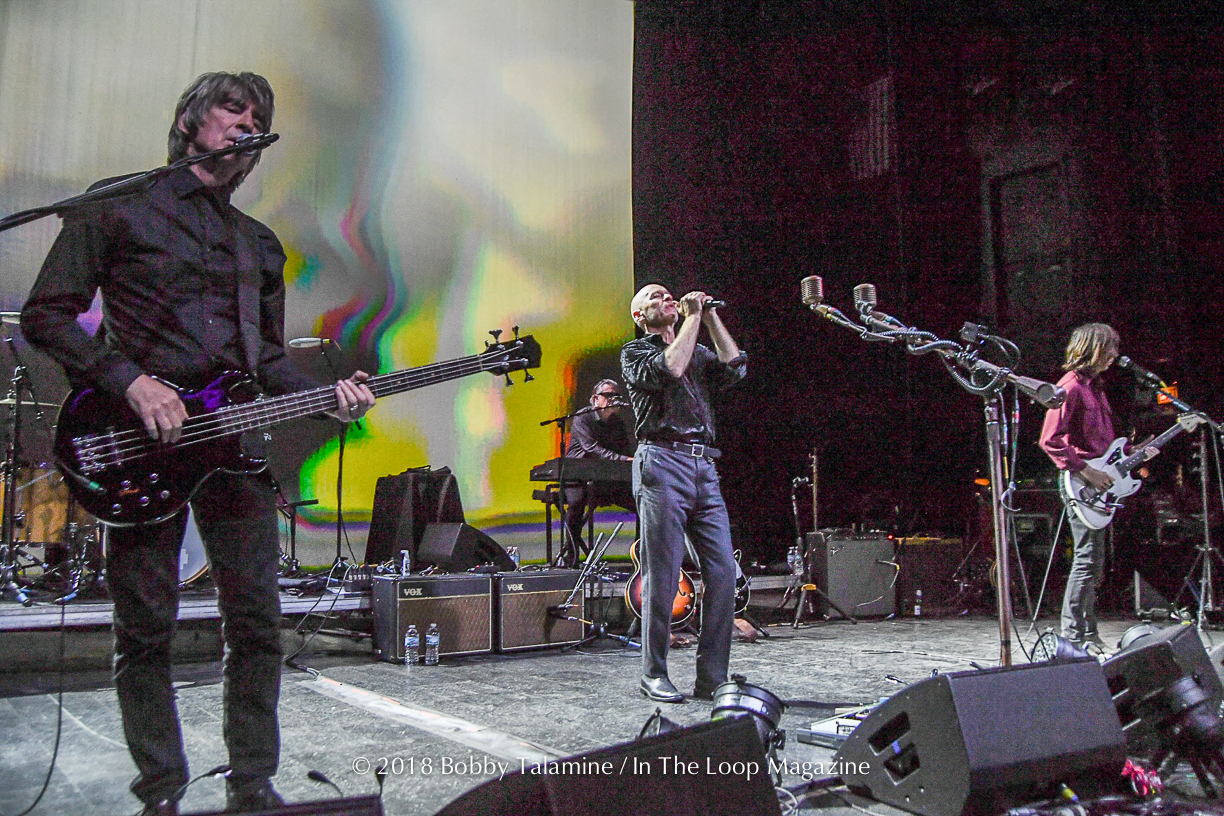 Concert Review: The The – 2018 Comeback Special – North American Tour at Riviera Theatre