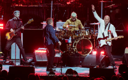 The Who (Moving On Tour) @ Hollywood Casino Amphitheatre (Tinley Park)