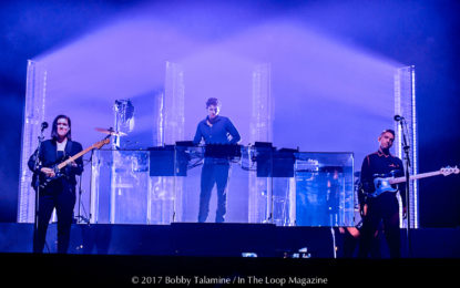 The xx's Minimalist Sound Gets Expansive And Breathtaking Live At The Aragon