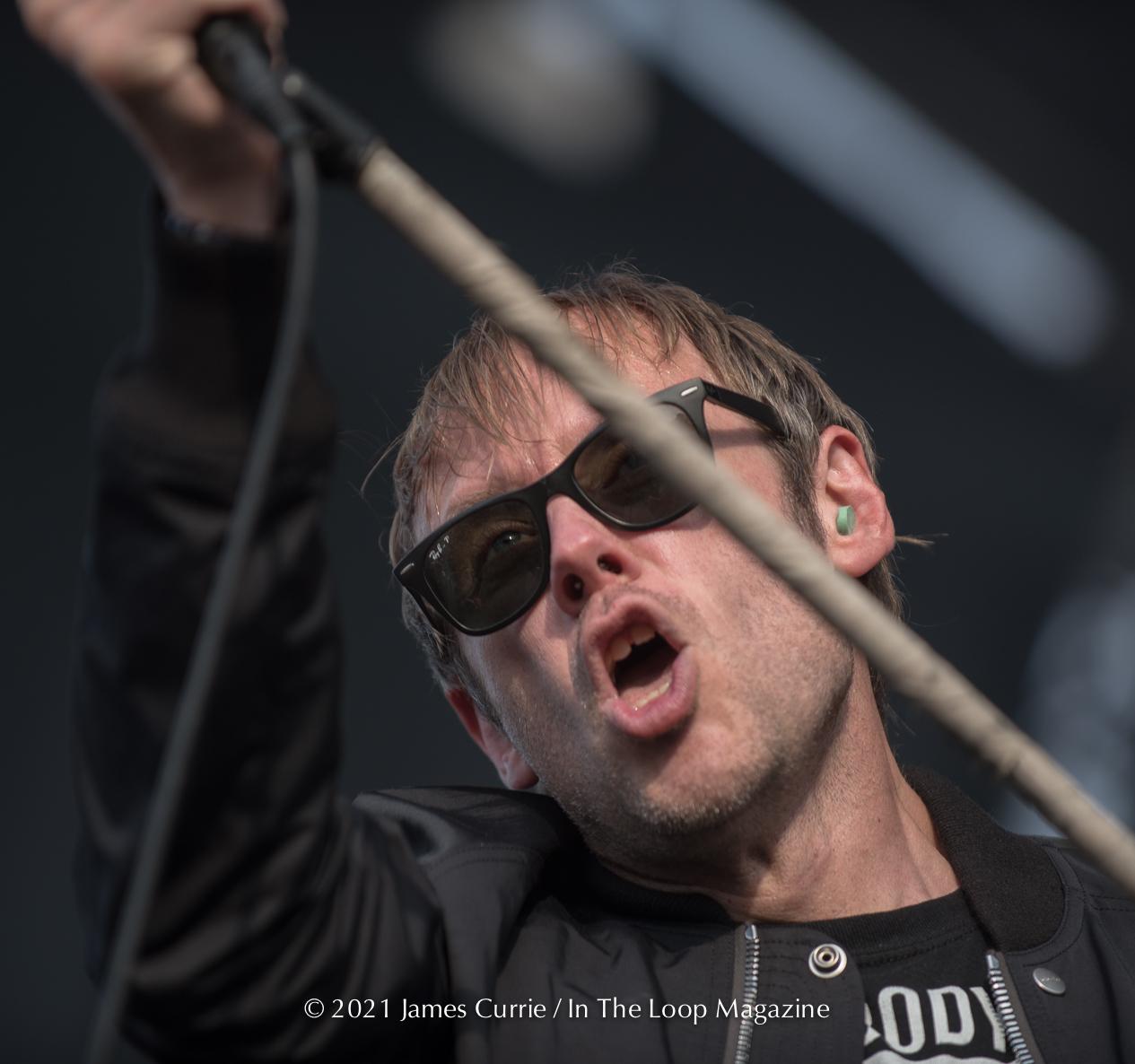 Photo Gallery: Thursday @ Riot Fest 2021