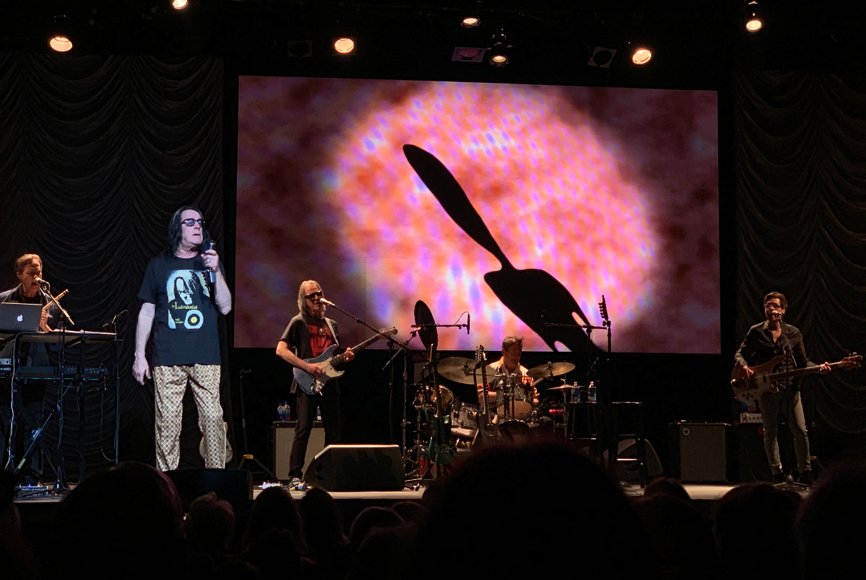 Concert Review: Todd Rundgren, The Individualist Tour, Two Nights At Chicago's Athenaeum Theater