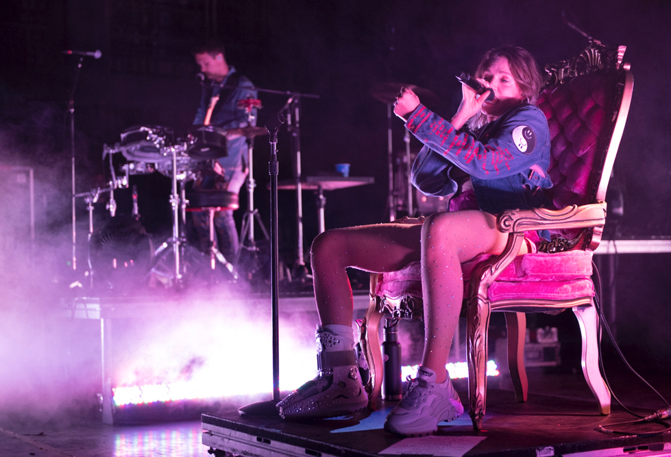 Dark Electro Pop Artist, Tove Lo, Worth Dropping Everything To Witness Live, Damaged Appendage Or Not