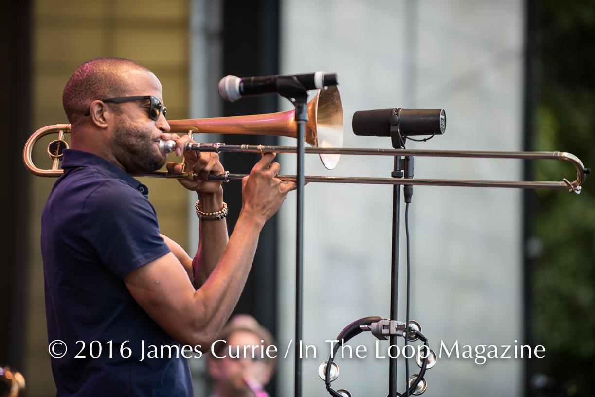 Trombone Shorty & Orleans Avenue @ TOC