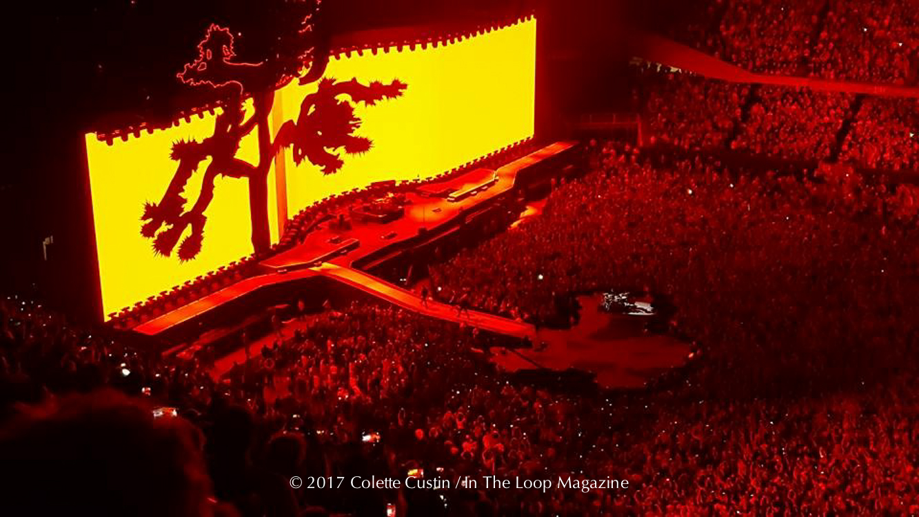 In The Loop Magazine U2 live in Chicago at Soldier Field