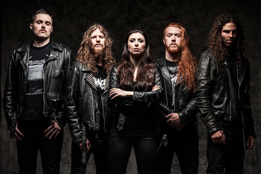 Unleash The Archers Unleash A Volley Of Metal In Chicago