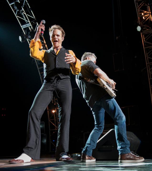 Van Halen Fans Danced the Night Away in Tinley Park