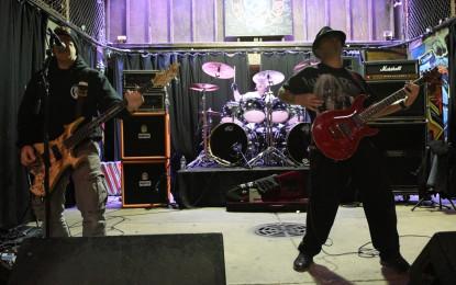 British Heavy Metal Legends, Venom Inc, Destroy Reggies Rock Club